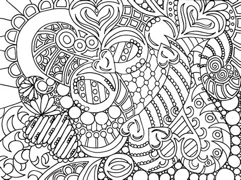 Coloring Pages For Adults Colored | anime coloring pages for adults bestofcoloring com