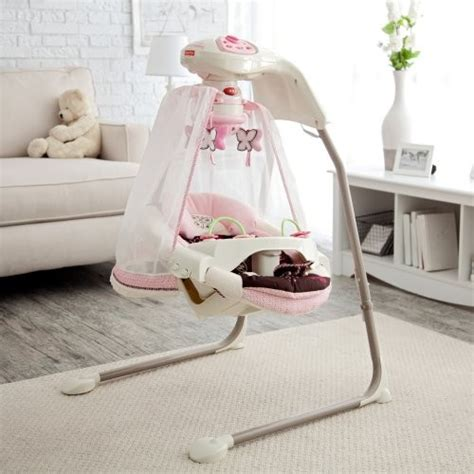 baby bouncy swing fisher price butterfly cradle baby swing contemporary