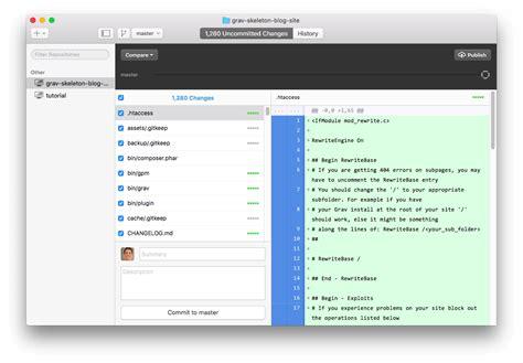 layout builder github using github desktop and beanstalk with grav exploring