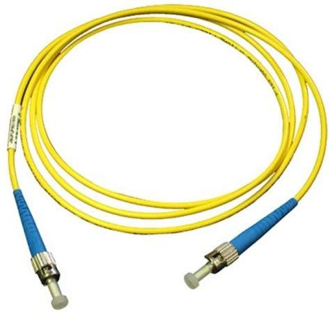 Patchcord Fiber Optic st st upc fiber optic patch cord