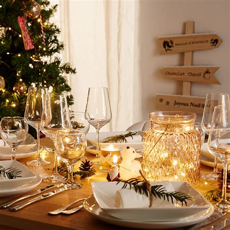 Decorations Table De Noel by D 233 Coration De Table De No 235 L Nos 10 Coups De Cœur But