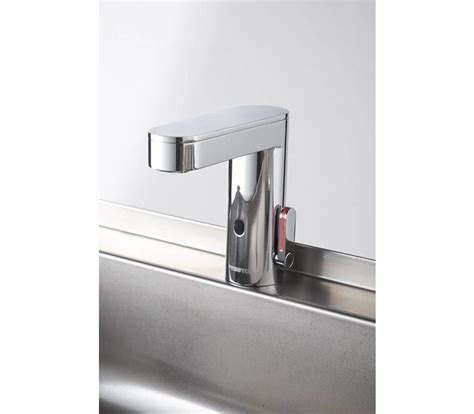 Lavabo 2 Robinets by Sofinor Lavabo Inox 2 Robinets 201 Lectroniques