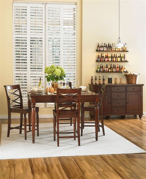 Aspenhome Cambridge Casual Dining Room Group Dunk Dining Rooms Cambridge