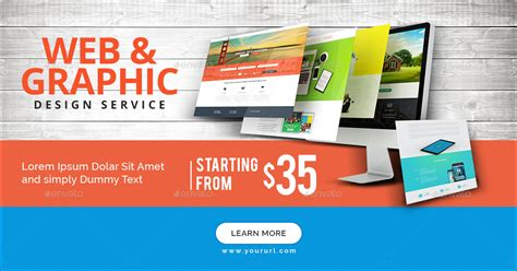 web banner design jobs web design banners by doto graphicriver