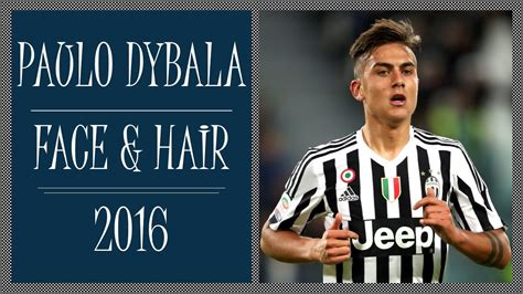 hair make pes 13 pes 2013 new face hair paulo dybala 2016 hd