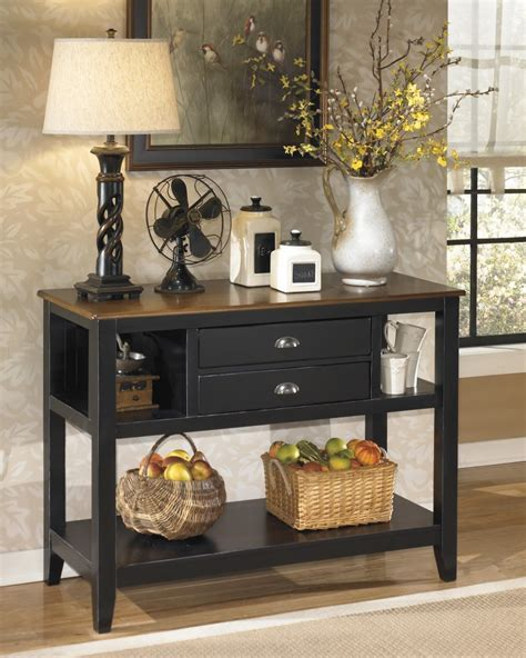 dining room server d580 59 ashley furniture owingsville dining room server