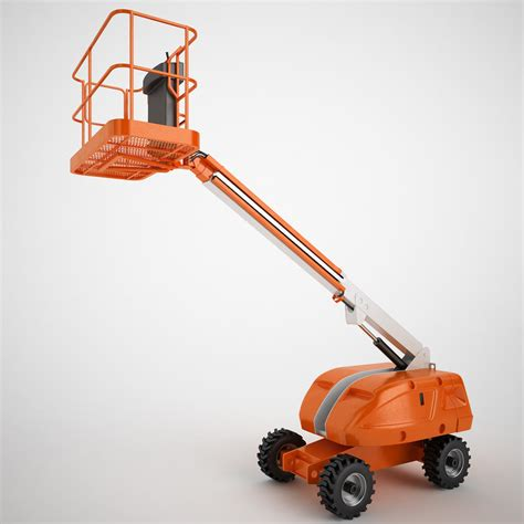 Cherry Picker Description by Cherry Picker Obj