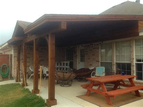 Allen Texas Patio Cover   Hundt Patio Covers and Decks