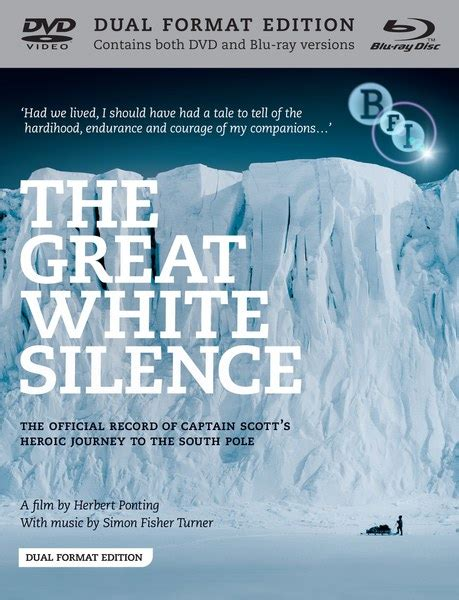 dual format great white silence dual format edition blu ray zavvi