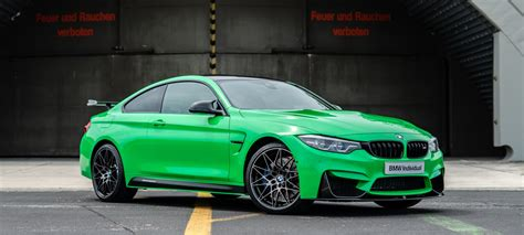 m4 colors bmw m colours vol 5 the bmw m4 in signal green and