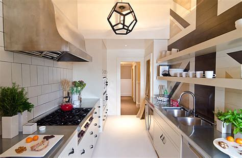 how to decorate a small galley kitchen studio with galley kitchen how to decorate afreakatheart