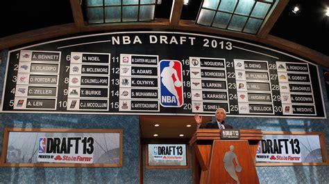 2015 nba mock draft nfl college sports nba and recruiting nba draft 2013 portland trail blazers select marko