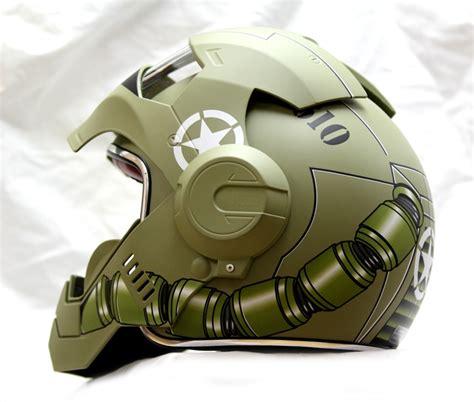Protos Helm Aufkleber by Masei Green Zaku Us Army Stormtrooper 610 Motorcycle