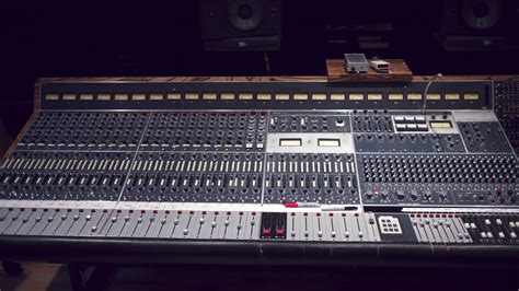 neve recording console image gallery neve mixer guitar