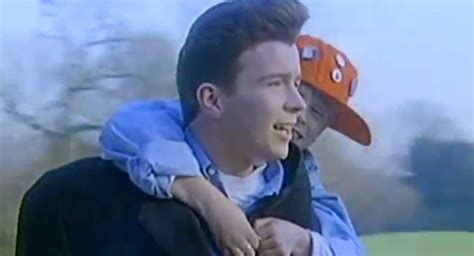 Your Rick by Rick Astley Hold Me In Your Arms