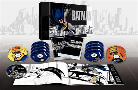 the half of us family collection volume 1 batman the complete animated series batman the animated