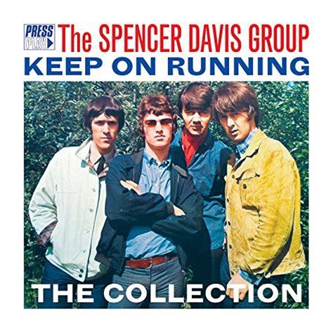 Beach Rug Spencer Davis Group Keep On Running Cd Covers