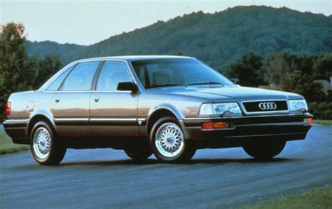 electric and cars manual 1994 audi v8 transmission control used 1991 audi v8 for sale pricing features edmunds