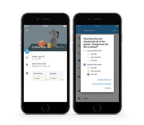 Drive Calendar Integration Calendar For Iphone Gets 7 Day Week View