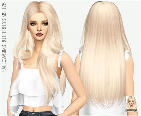 sims 4 hair 122 best images about the sims 4 hair recolor on pinterest