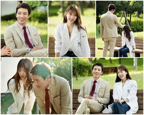 film drama korea king s doctor quot doctors quot kim rae won and park sin hye behind the scenes