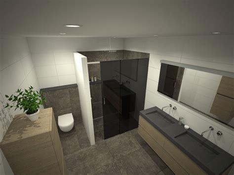 kleine badkamer hout badkamer ideeen beniers badkamers