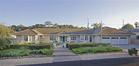 Houses For Sale In Santa Barbara by Santa Barbara Luxury On Camino Molinero Just Sold