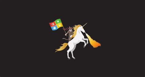 windows 10 wallpaper ninja cat ninja cat unicorn graphics windows central forums