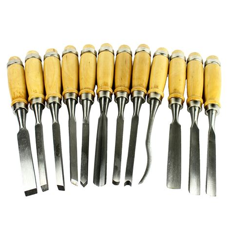 woodworking carving tools 12 wood carving chisel tool set professional