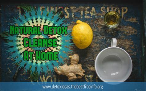 5 detox drink recipes gaiam