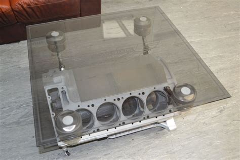 aston martin v8 coffee table oselli