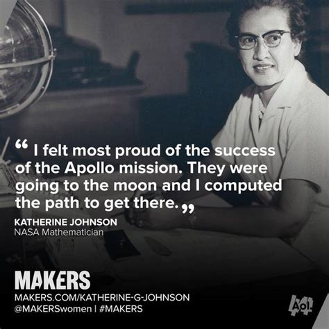 katherine johnson historia katherine johnson don t tell me you can t because you re