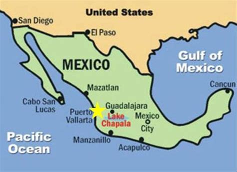 vallarta map of mexico best things to do in vallarta on a mexican riviera