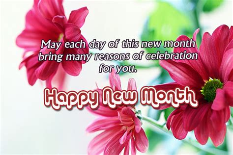 new month greeting card on ecardnaija com