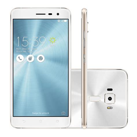 erafone asus zenfone 3 smartphone asus zenfone 3 ze552kl 64gb branco 4g tela 5 5