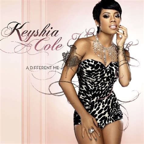 cover art of keyshia cole s a different me