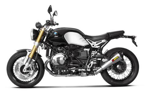 Motorrad Auspuff Betriebserlaubnis by Akrapovic Auspuff Bmw R Ninet Bj 14 Titan Ebay