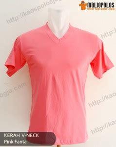 Kaos Wanita Vneck Combed kaos polos v neck bahan cotton combed 20s 30s jahit