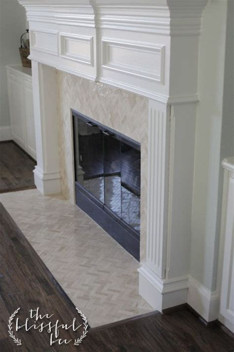 Marble Fireplace Makeover by Fireplace Makeover