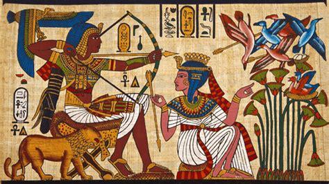 imagenes arte egipcio los antiguos egipcios vest 237 an de una manera muy curiosa
