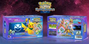 pokemon super mystery dungeon bundle nintendo 3ds box art cover martiniii332
