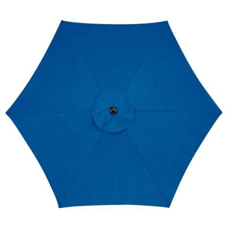 Ace Hardware Patio Umbrellas Living Accents 9 Ft Dia Tiltable Patio Umbrella Royal Blue Um90bkobd34rb Umbrellas Ace
