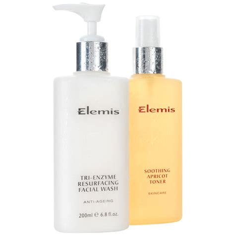 Elemis Detox Product Reviews by Elemis Cleanse And Tone Duo Tri Enzyme 2 Products