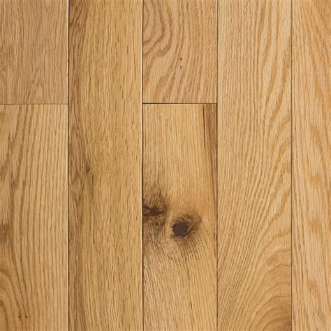 blue ridge hardwood flooring red oak natural   thick    wide  random length solid