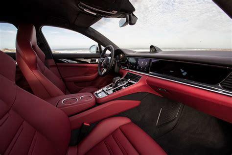 panamera red interior brokeasshomecom