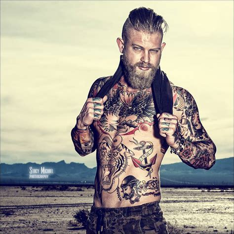 famous male models with tattoos yahoo image search