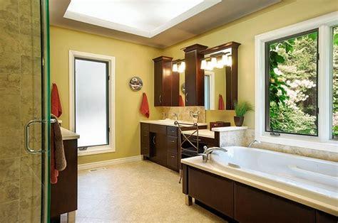 brown color schemes for bathrooms bathroom color schemes to decorate your bathroom