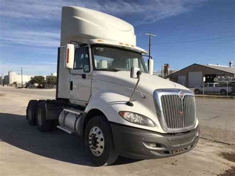 International Prostar Interior by International Prostar 2011 Daycab Semi Trucks