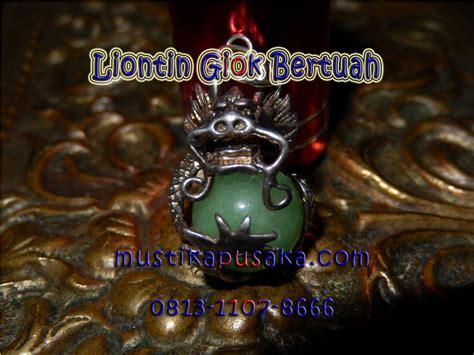 Batu Liontin Mustika liontin giok asli bertuah batu mustika benda bertuah