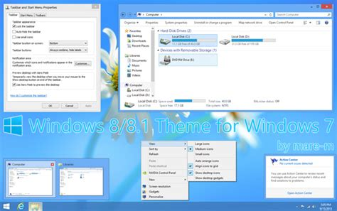windows 8 1 theme for windows 7 20 best windows 7 theme collection for your desktop